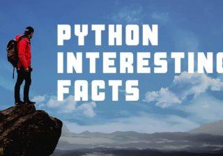 Python Facts