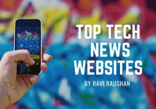Top Tech news websites