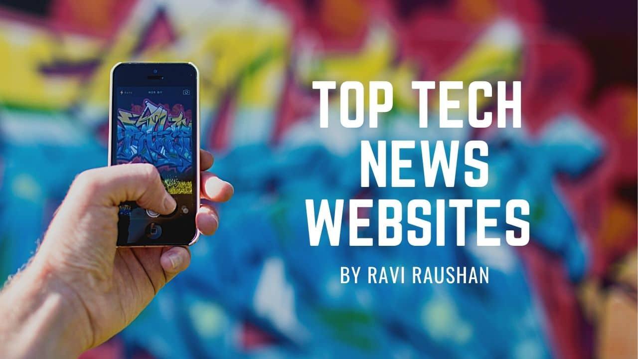 Top Tech news websites