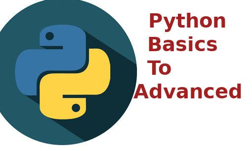 python basics to advanced topics