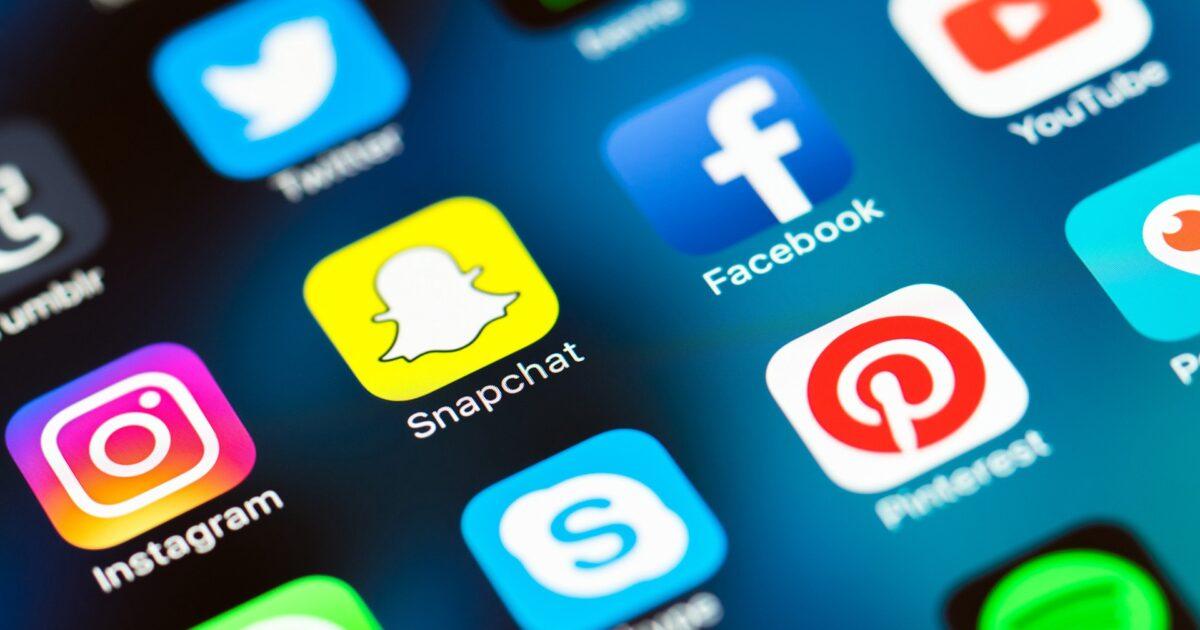 top social media sites