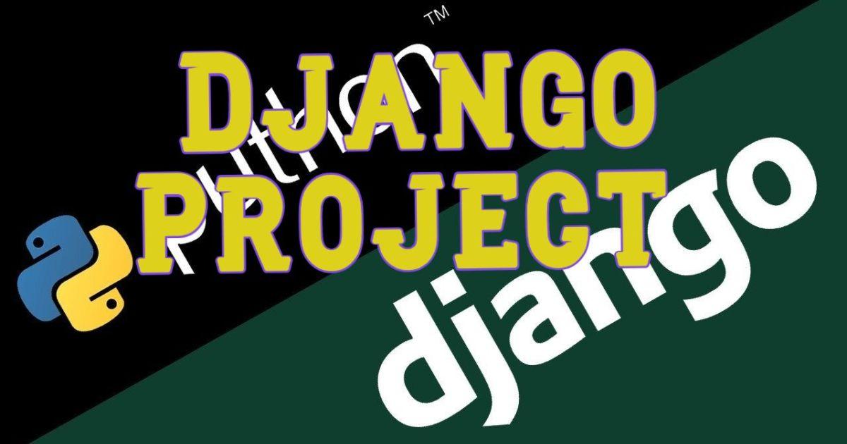 django project ideas